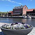 Suède (5) de stensjö by à rosersberg en passant par nyköping