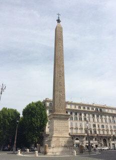 Rome Esquilino Monti Sud Saint Jean de Latran Obélisque Latriano 1