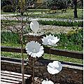 De la porcelaine au jardin avec les créations de jean-louis puivif