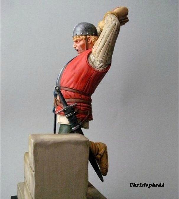 homme d'arme Anglais 15ème siècle - PICT6383