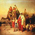 Vie d'abraham, la promesse d'une nombreuse descendance