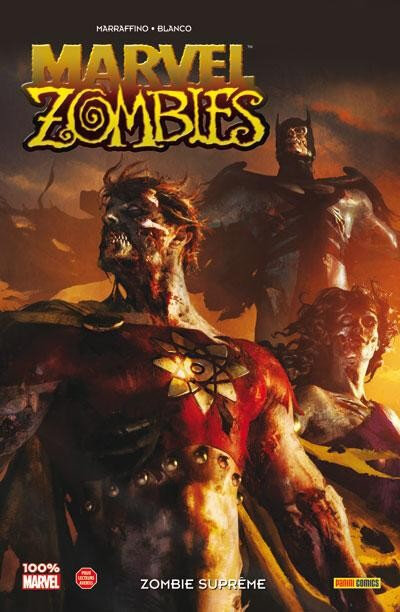 100% marvel marvel zombies 08 zombie suprême