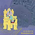 Dans notre pile de 📚 : une histoire de vampire - lottie et walter - les bijoux du maharadjah - un noël (presque) parfait