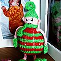 Tricot : the tiny elf, doudou lutin