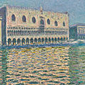 Monet's venetian view to make auction debut, estimated at £20-30 million