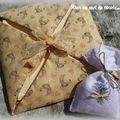 Porte-serviettes pour Magalie