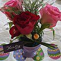 Composition pour invités ... Pâques 2012