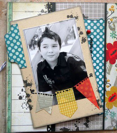 mini album Chronique scraplift Daude 3