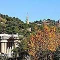 Barcelone, Park Güell_5389