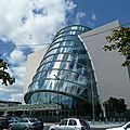 The Convention Centre - Dublin Docklands