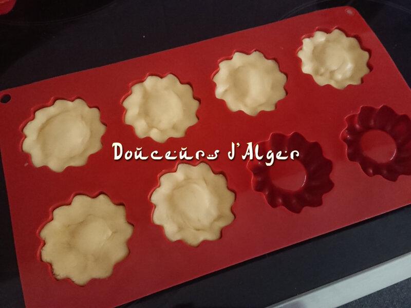Biscuits fondants à la maïzena )