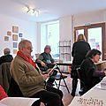 Salon du livre de poésie - 9 mars 2013