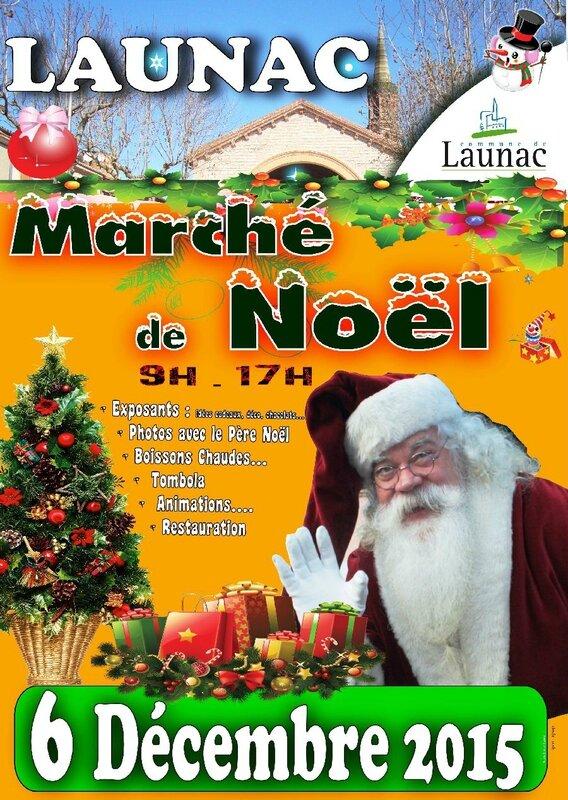 Marché-de-Noel-2015 launac 6