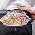 Ne jamais manquer d'argent en poches