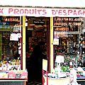 Boutique espagnole