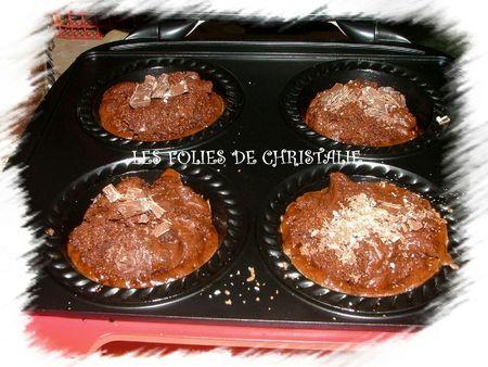 Cakes au chocolat 5