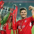 Gerrard, une légende arrête...