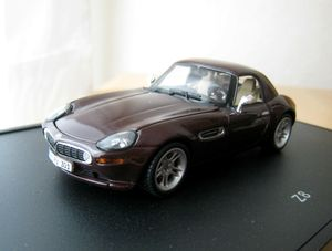 Bmw Z8 01 -Minichamps-