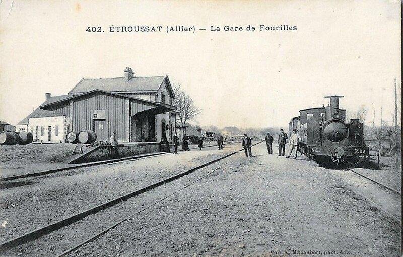 etroussat-la-gare-et-le tramway-ligne-de-varennes-a-commentry