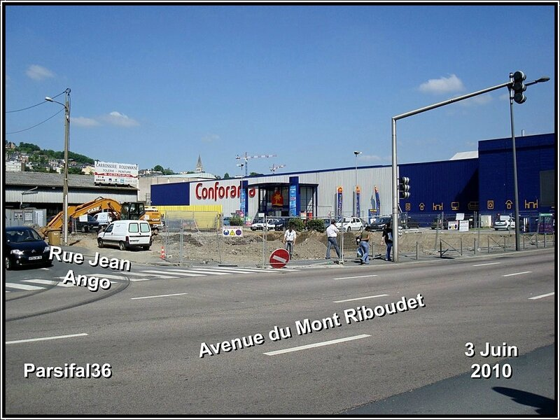 2 - Avenue du Mt Riboudet 2010