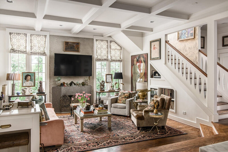 Louisa Pierce's Vintage Eclectic Nashville Home is For Sale TheNordroom (40)