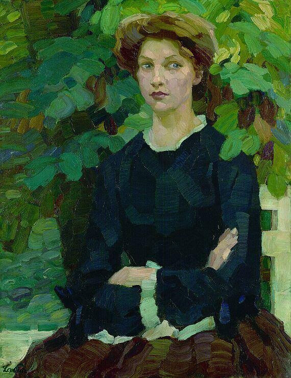 leo-putz autumn-1908