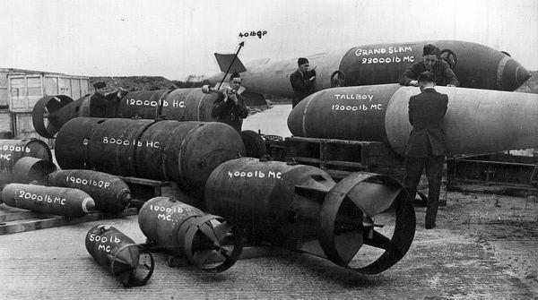 Brit-bomb-types