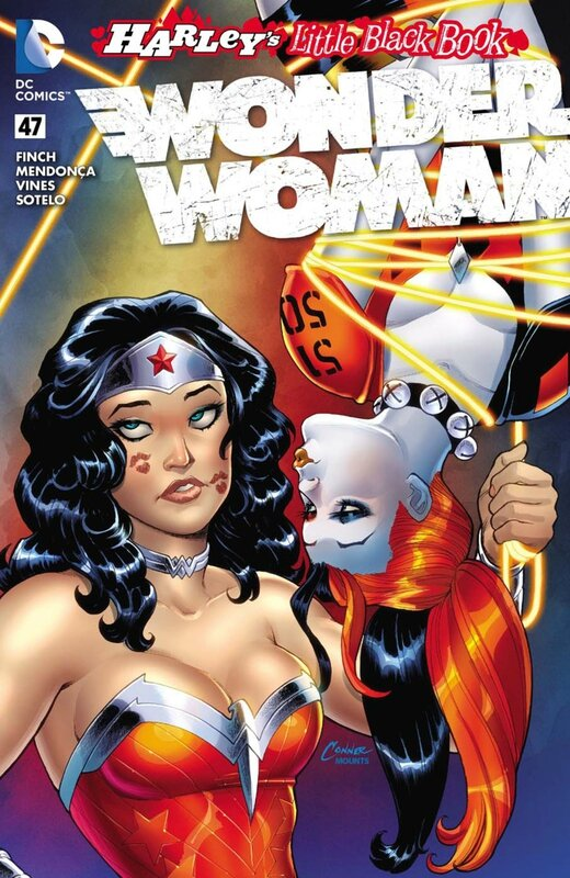 wonder woman 47 secret variant