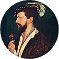 Hans holbein the younger : simon george. 1533