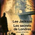 Les secrets de londres - lee jackson