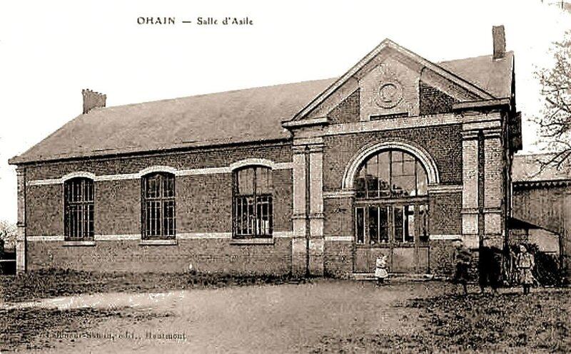 salle d'asile