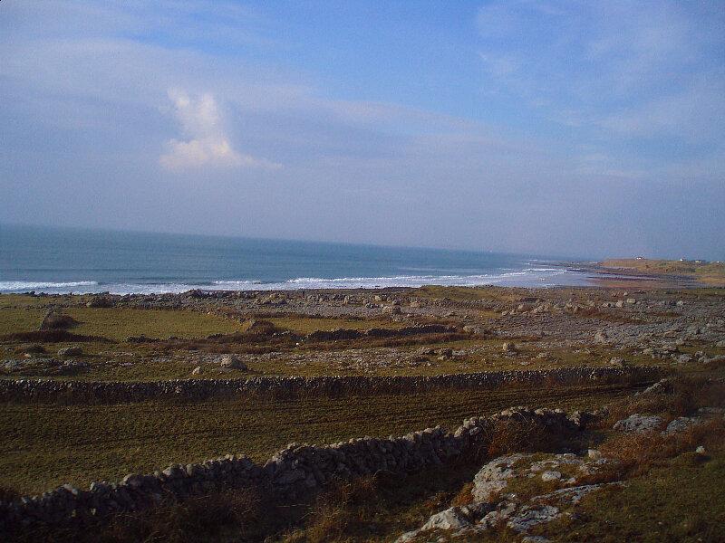 The Burren Murs en pierre sèche _ dry stone walls
