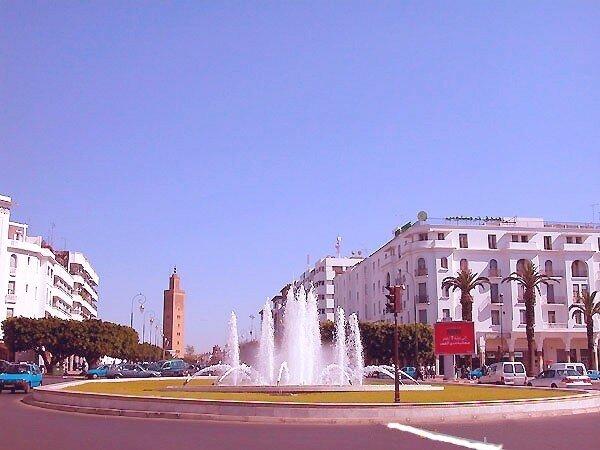 La Gare de Rabat Ville