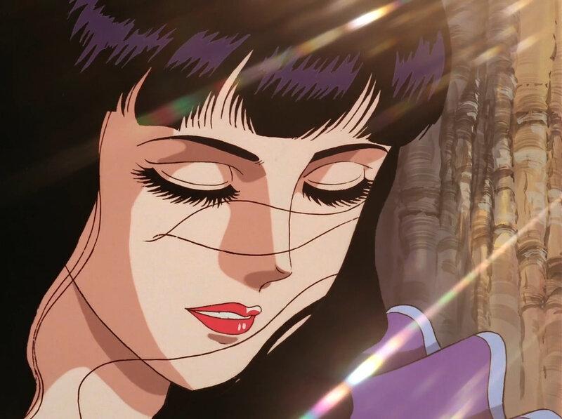 Mangas Séries Oniisama E04 Mariko La boite a musique 20