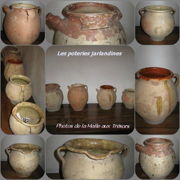 Les poteries jarlandines
