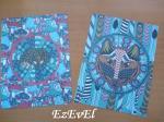 mandala colorier Flammarion EzEvEl 3