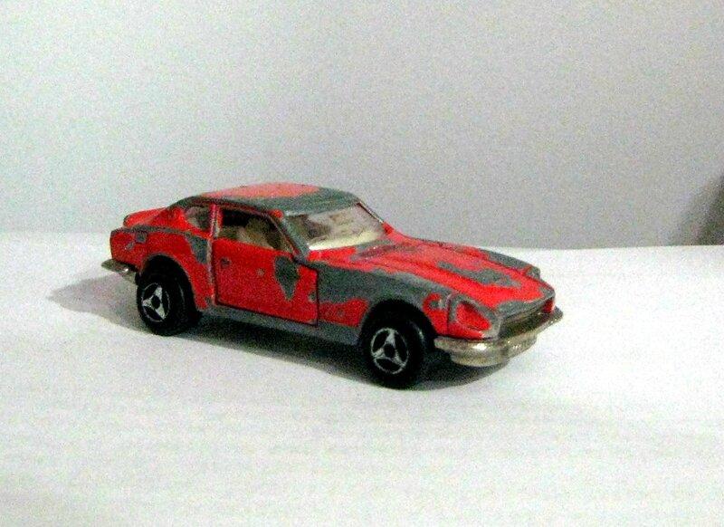 Datsun 260 Z (ref 229)(Majorette) 01