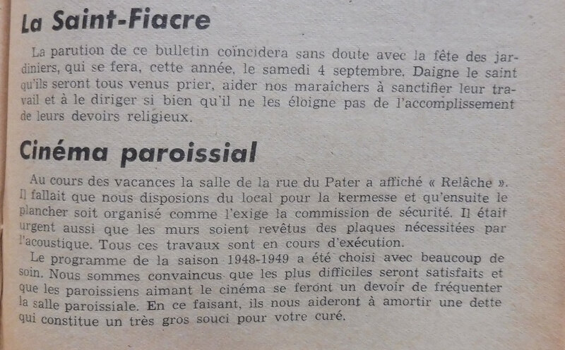 saint fiacre sept 48