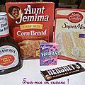 Nouveau partenaire : sweet american market