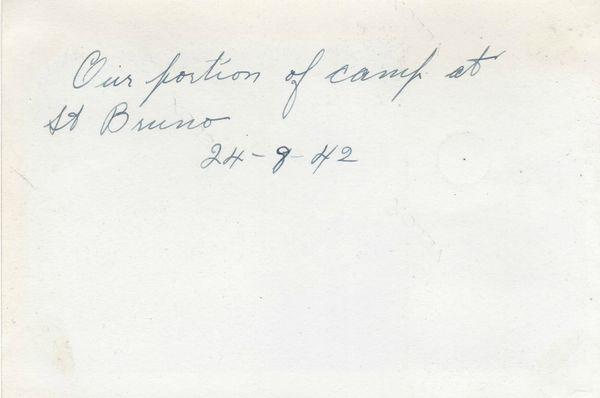 RCAMC (4) Camp St BRUNO