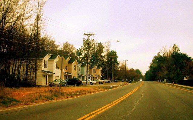 Nevin Road