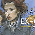 Shoah et bande dessinée, exposition au mémorial de la shoah