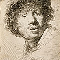 The ashmolean opens first exhibition in the uk to examine rembrandt's early years