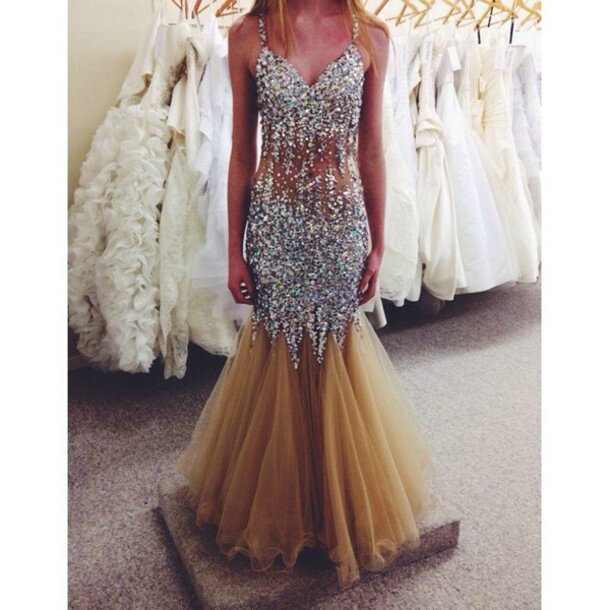 Dress Like Hollywood Stars In Stunning Prom Dresses 2015 Party