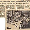 Ecole Méounes 1973