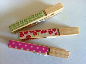 pinces masking tape