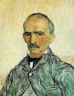 VincentVanGogh-PortraitdeMonsieurTrabuc-S