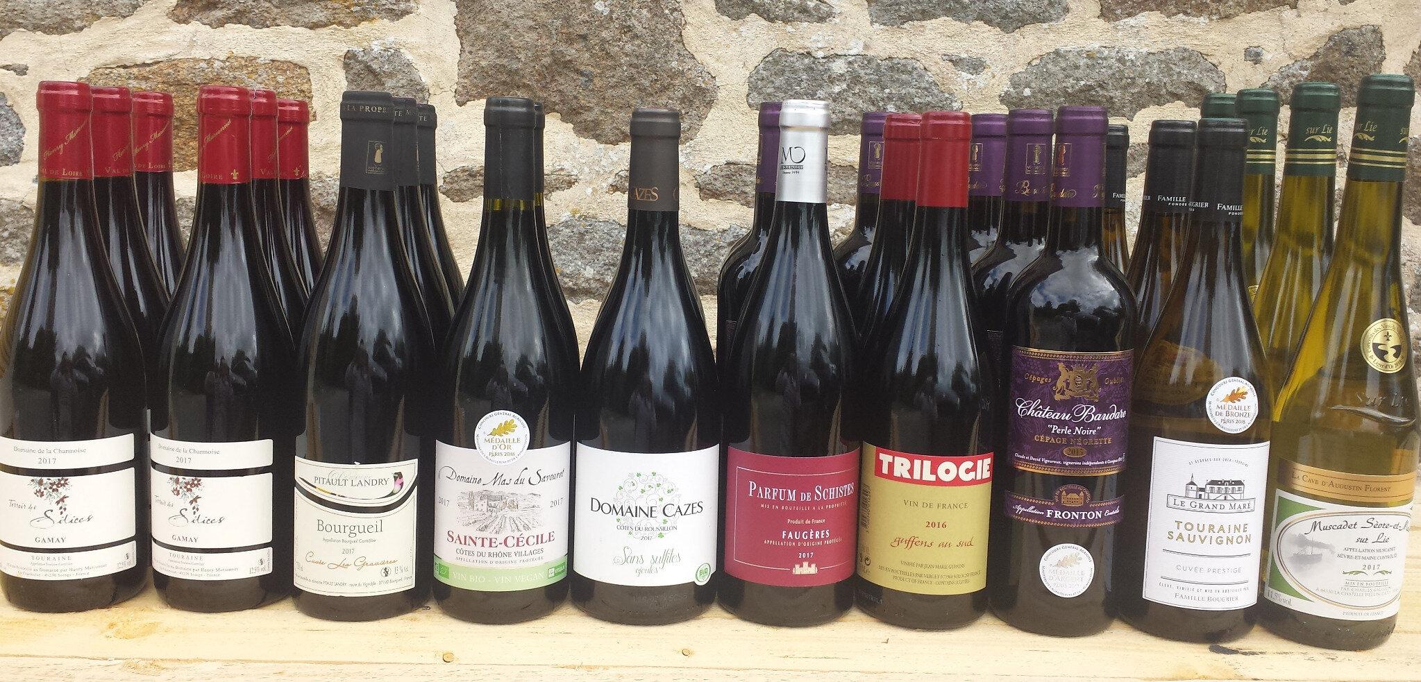 Le temps des foires aux vins