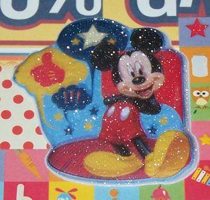 Carte Mickey détail3