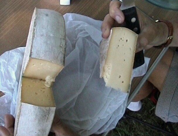 fromage St Nectaire